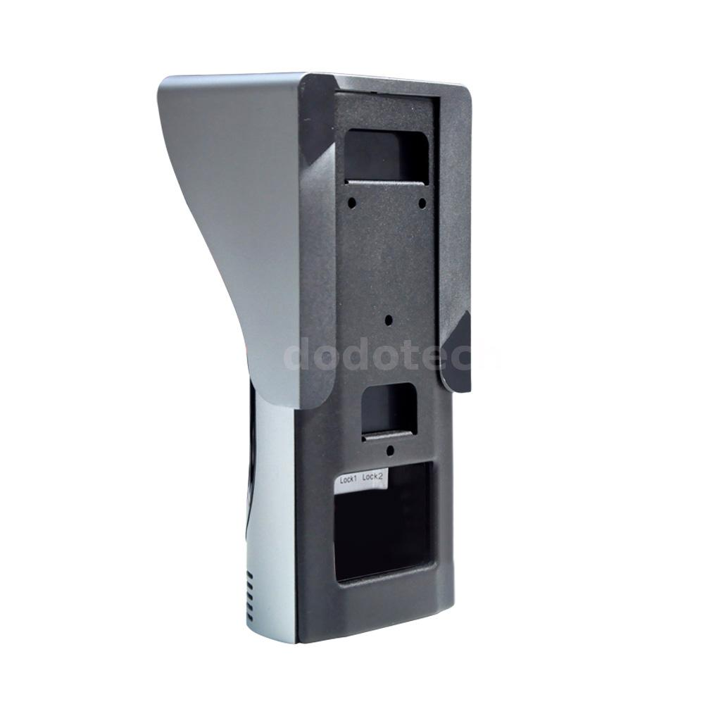 Wireless video camera door bell phone doorbell home for Door video camera