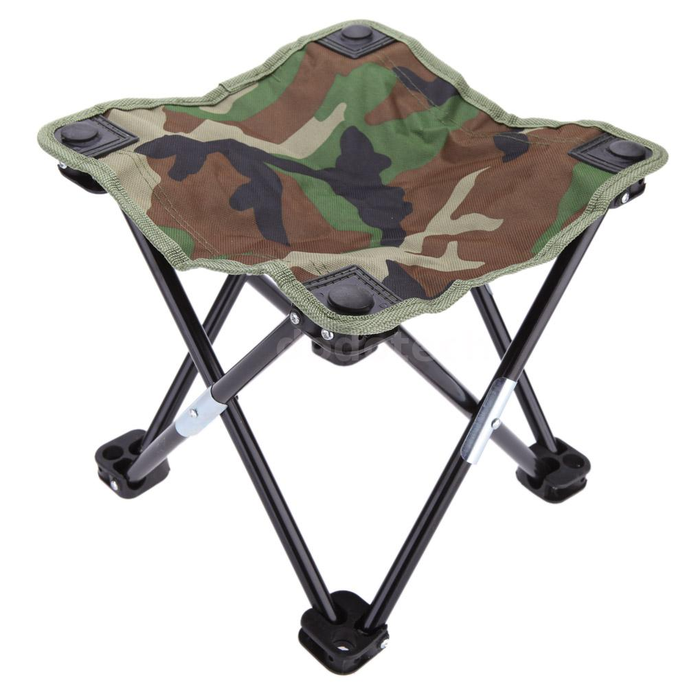 Portable Folding Foldable Pocket Chair For Fishing Camping